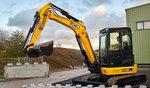 48Z-1 Compact Excavator