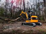 45Z-1 Compact Excavator