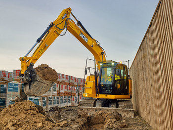 JCB JZ141D Excavator
