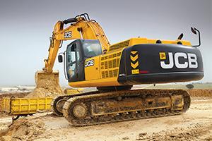 JS370 Excavator