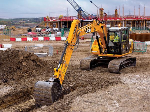 JCB JS160 Excavator