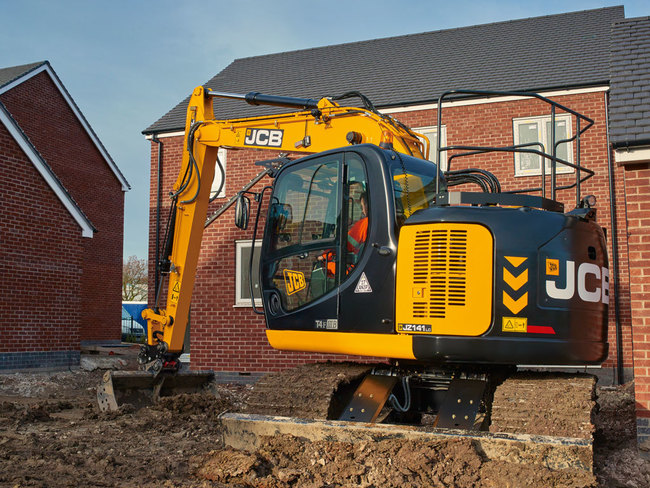 JZ141D Excavator