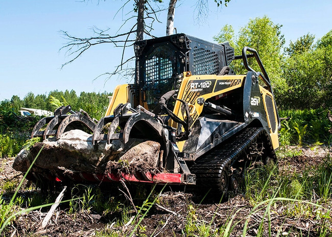 RT-120 FORESTRY