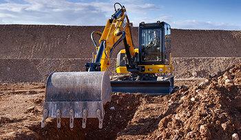 JCB 90Z-1 Compact Excavator