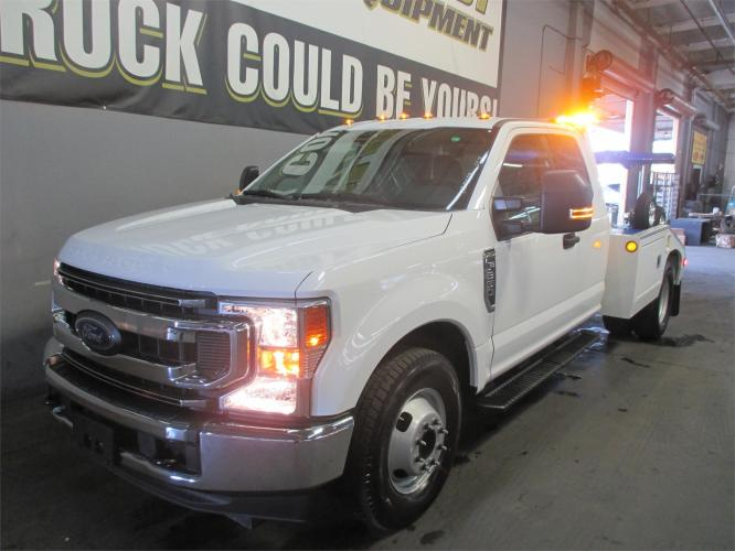 FORD F350 SD XLT