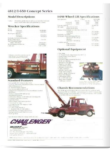FREIGHTLINER FL60