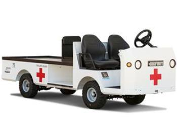 Taylor Dunn Bigfoot® Ambulance 36V