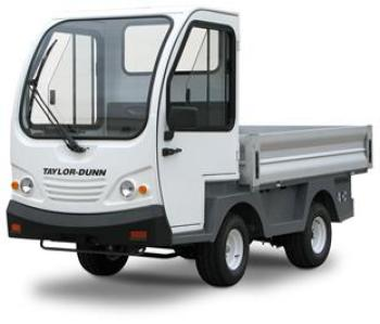 Electric Utility Vehicles & Trucks