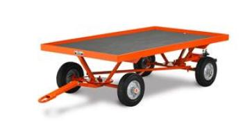 Electric & Gas Tow Tractors & Trailers