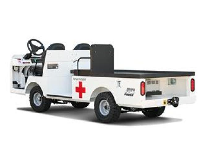 Bigfoot® Ambulance 36V
