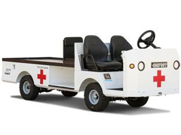 Taylor Dunn Bigfoot® Ambulance 48V