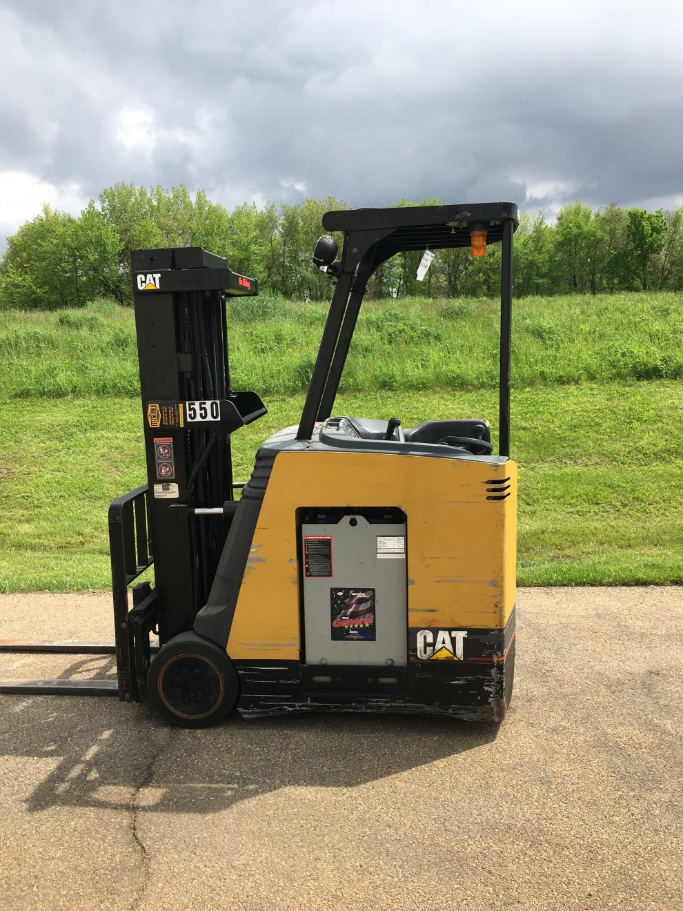 2006 CAT EC15KS
