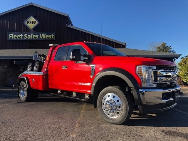 2018 FORD F450 SD