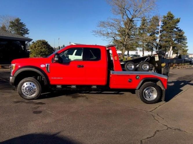 FORD F450 SD