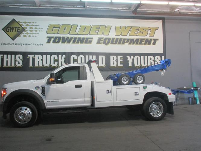 FORD F550 XLT SD