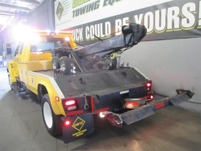 FORD F650
