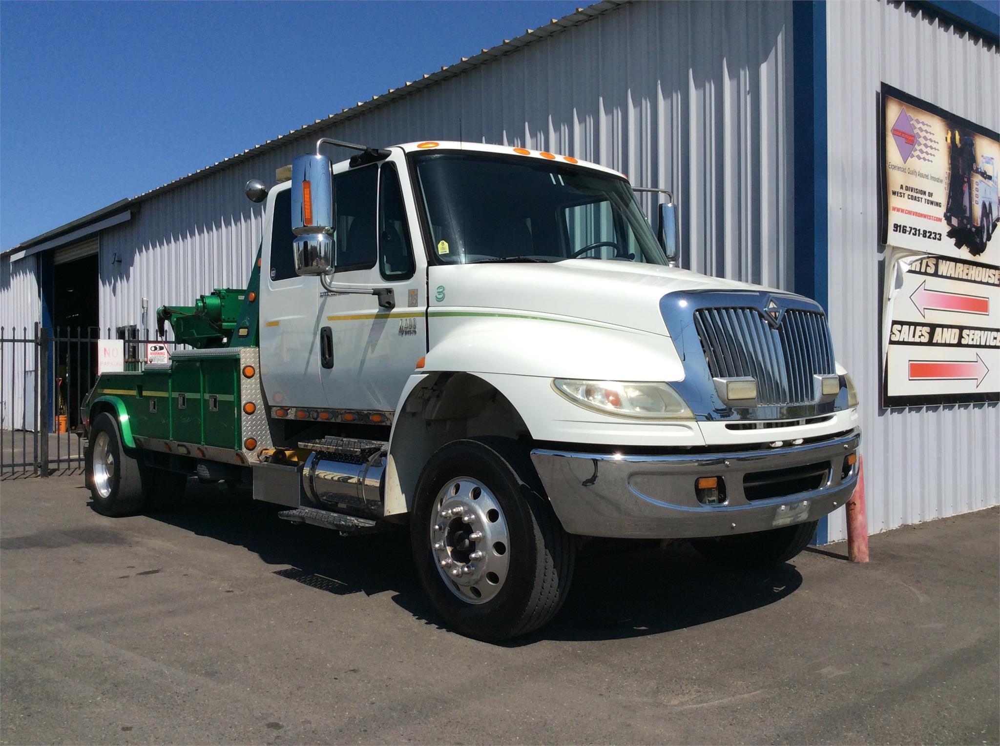 2007 INTERNATIONAL DURASTAR 4300