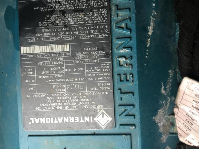 INTERNATIONAL DURASTAR 4400