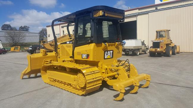MS Ripper fits CAT D5K D4K D3K Bulldozer