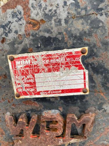 """WBM JD 50 42"""" RIPPER"""