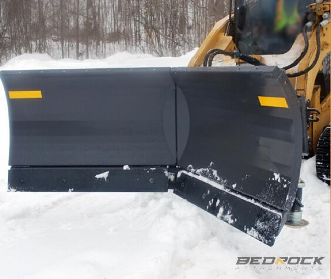 Shaped Snow Blade