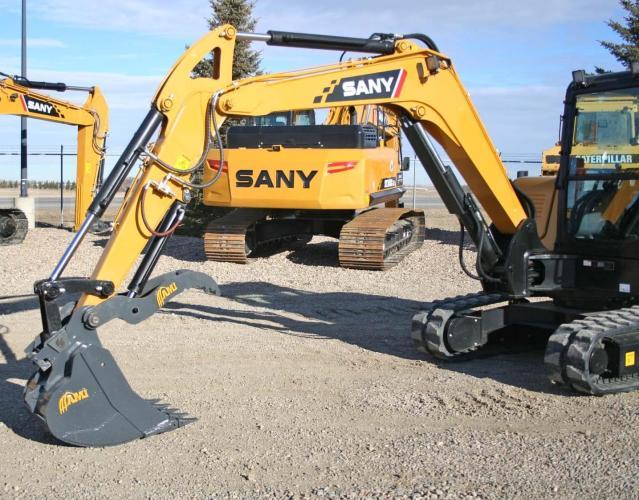 SANY SY60C