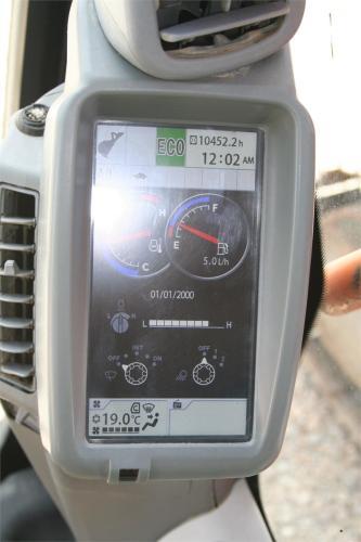 HITACHI ZX290 LC