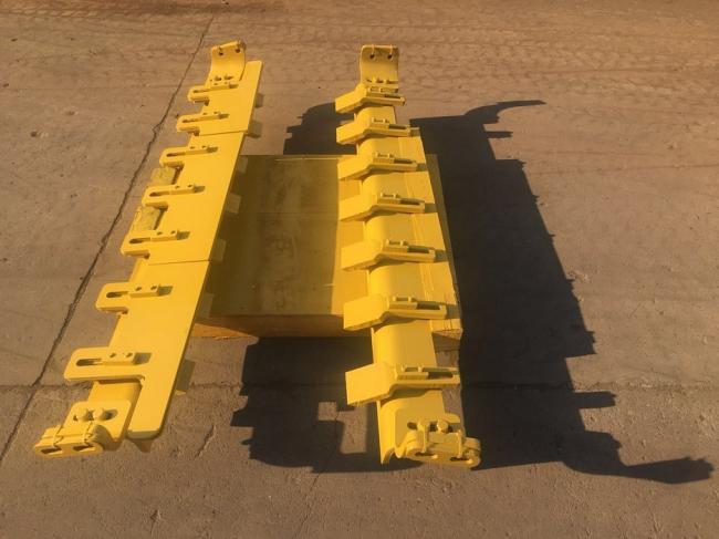 Pad Foot Shell Kits fit CAT CS54B 56B 64B & More