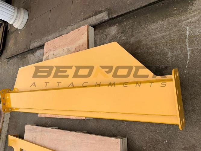 BEDROCK TAILGATE FITS JOHN DEERE 250D ARTICULATED TRUCK