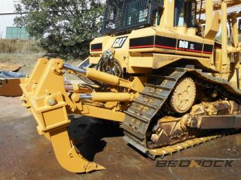 Bedrock 4 BBL MS Ripper fits CAT D6R D6T D6H Bulldozer