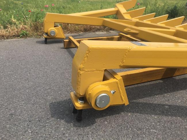 Rake fits CAT D6T D6R Bulldozer SU Blade