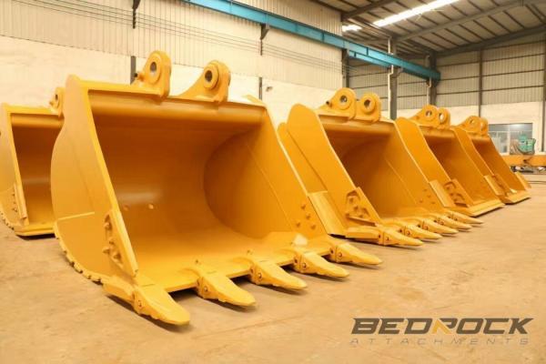 HW Attachments Excavator Buckets fits CAT 349D Excavator
