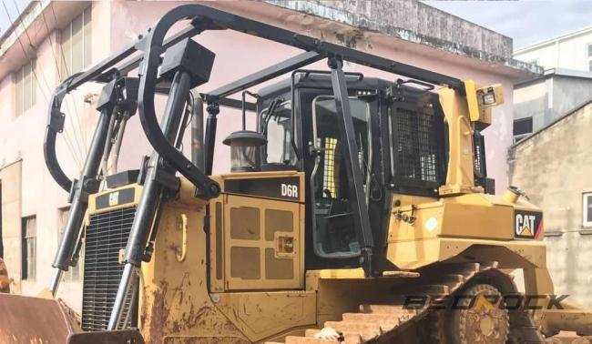 Screens and Sweeps fits CAT D6T D6R Bulldozer