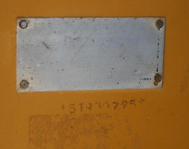 CATERPILLAR 769D