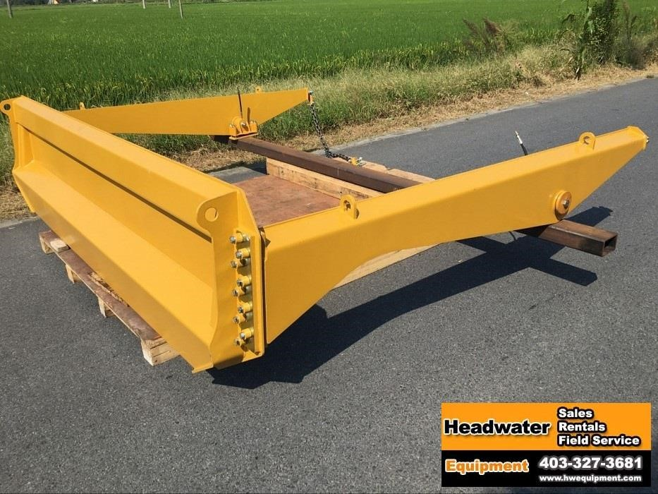 2020 HW Attachments CAT 740 TAILGATE