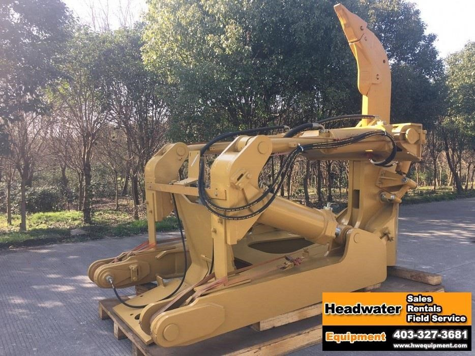 2020 HW Attachments SS RIPPER FITS CAT D9T D9R D9N BULLDOZER