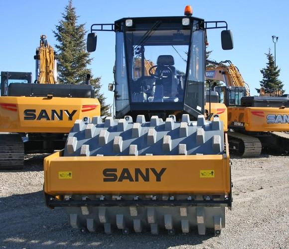 SANY SSR120C-8