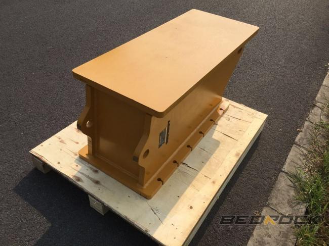 Push Block fits John Deere Motor Grader 670G/670GP