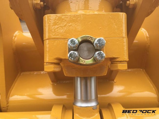 MS Ripper fits John Deere 700H 700J Bulldozer