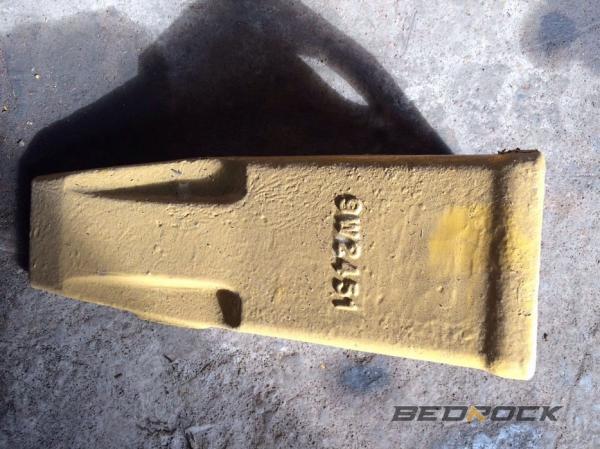 HW Attachments Shank Teeth 9W2451B fits CAT D8T D8R D8N Ripper
