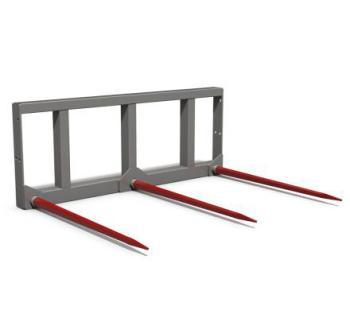 HLA Three Prong Bale Spear