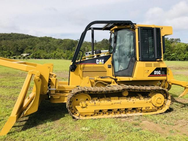 Screens and Sweeps fits CAT D5G D4G D3G Bulldozer