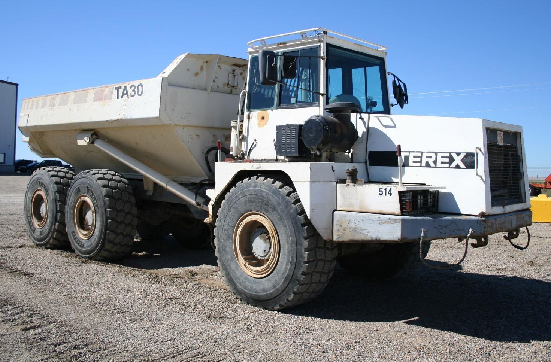 2000 TEREX TA30