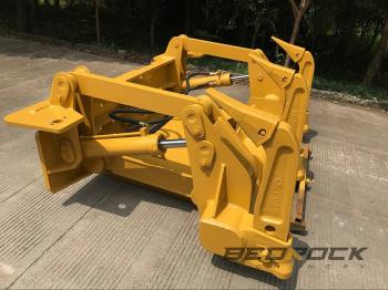 Bedrock 2 BBL MS Ripper fits CAT 950GC Wheel Loader