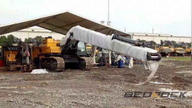 Long Reach fits Volvo EC700 Excavator
