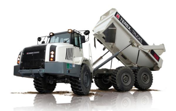 Terex Trucks TA300