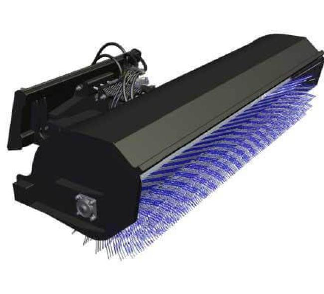 Hydraulic Rotary Broom