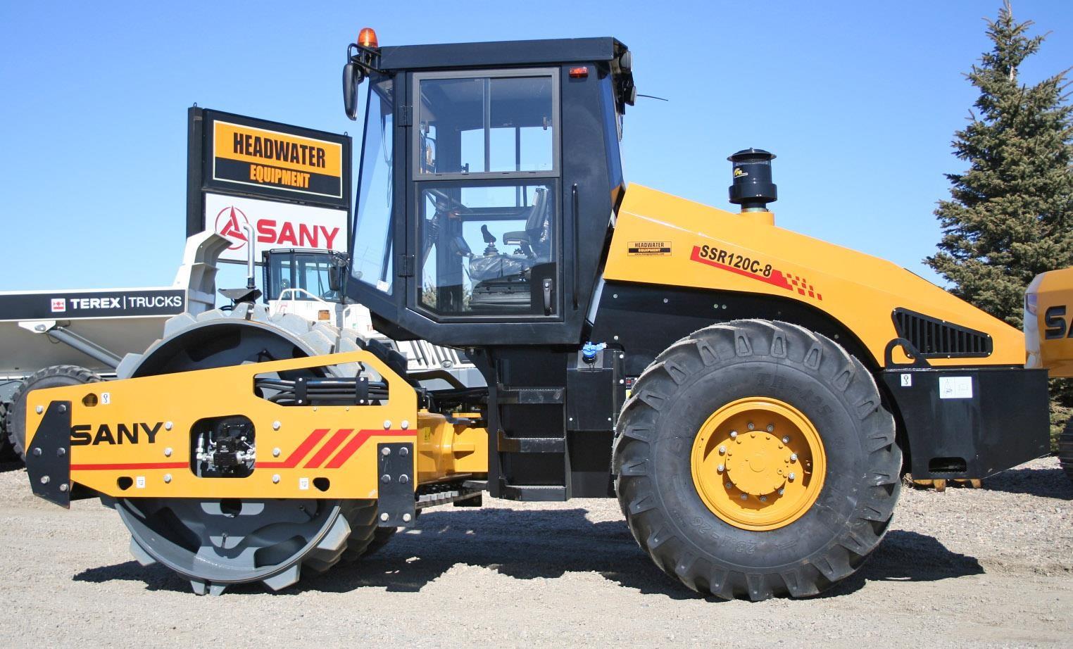 2021 SANY SSR120C-8