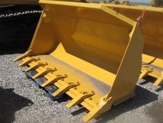 LIEBHERR 2.35 CU YD GP BUCKET W/TEETH