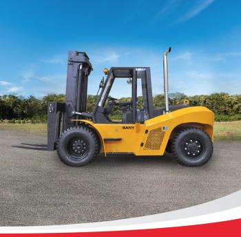 Heavy Forklift Equipment